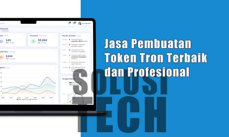 Jasa Pembuatan Token Tron Profesional