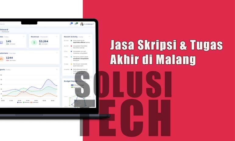 Jasa Skripsi dan Tugas Akhir di Malang