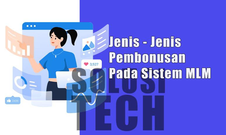 Jenis Pembonusan Pada Sistem MLM