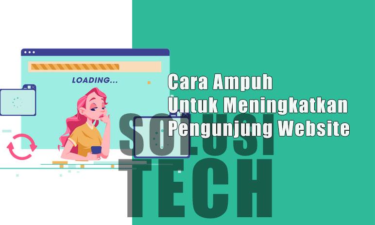 Tips Ampuh Mempercepat Loading Website Dengan Mudah
